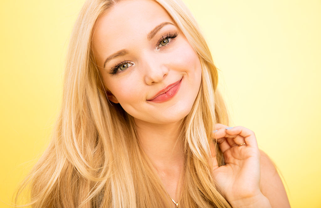 Here's Dove Cameron's perfect advice for dealing with anxiety