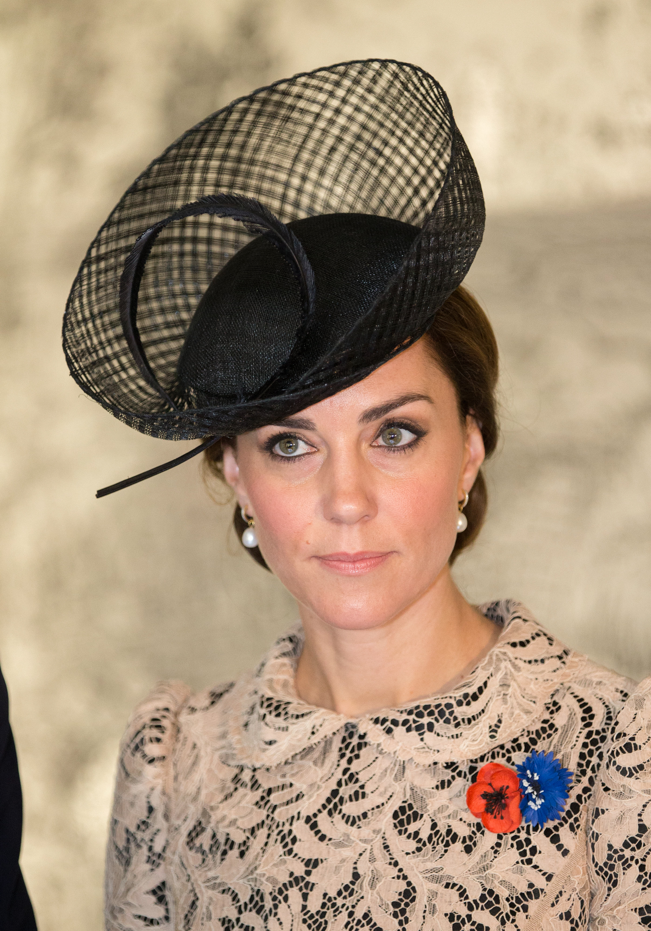 kate middleton hat 9 - Kate Wedding Day