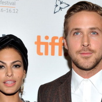 Eva Mendes opened up about her home life with Ryan Gosling and their daughters