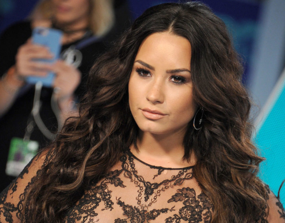 Demi Lovato shared why she doesn't talk about her ...
