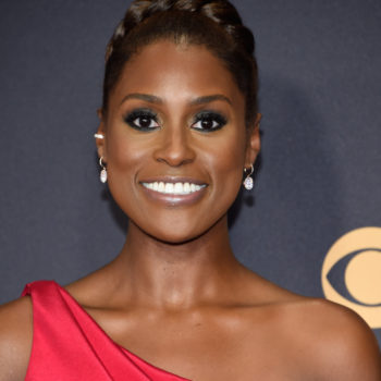 To recreate Issa Rae's Emmys makeup, all you need to do is hit up your drugstore