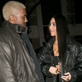 We fully support Kim Kardashian and Kanye West's anniversary weekend of sleeping and going to IHOP
