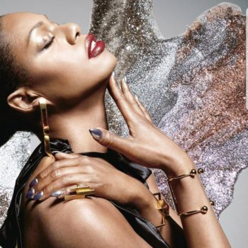 Laverne Cox's polish collection with Orly brings the glitz and glamour to your nails