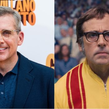 """Steve Carell says his role in """"Battle of the Sexes"""" cost him his silver fox status"""