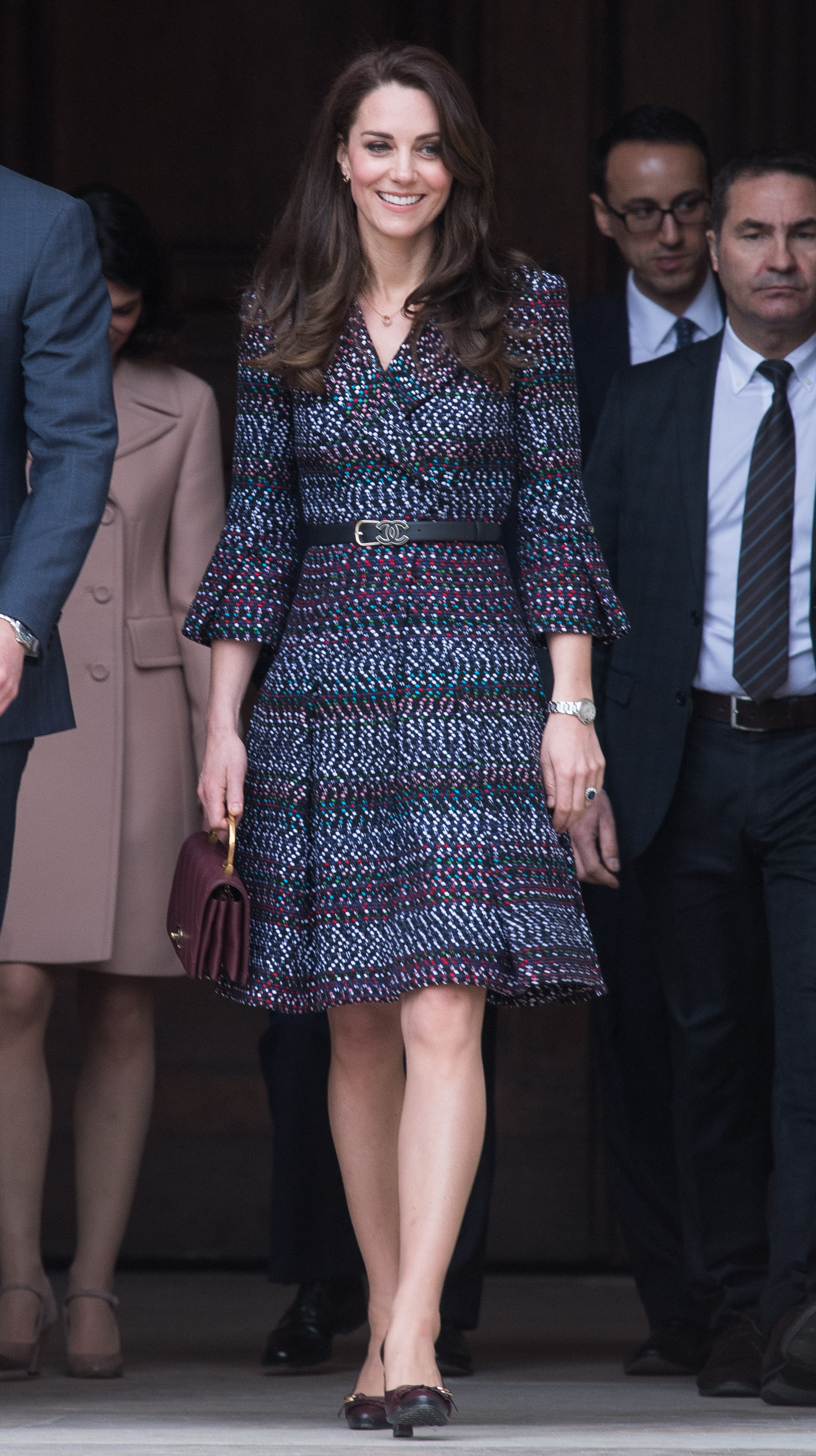 Kate Middleton outfits: the Duchess\' boldest fashion looks ...