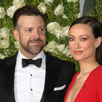Olivia Wilde shared the most candid pajama pic of Jason Sudeikis for his birthday