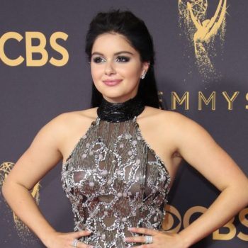 """Ariel Winter addressed the backlash over her recent """"Hollywood Reporter"""" interview"""