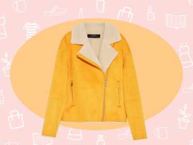 WANT/NEED: A fall jacket in the perfect shade of mustard, and more stuff you want to buy