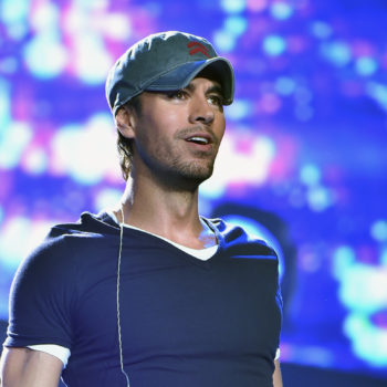 Mexican preschoolers sent Enrique Iglesias an adorable thank-you for supporting their art