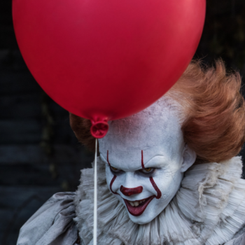 """Some fans think that Pennywise's archenemy makes an appearance in the """"It"""" trailer"""