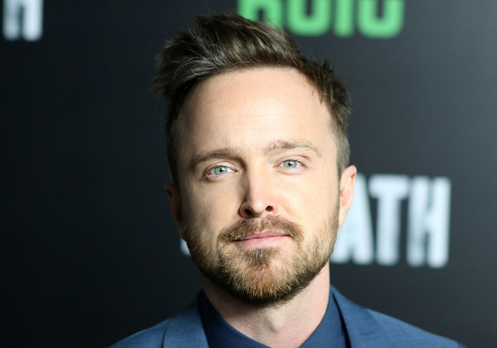 Aaron Paul just announ...
