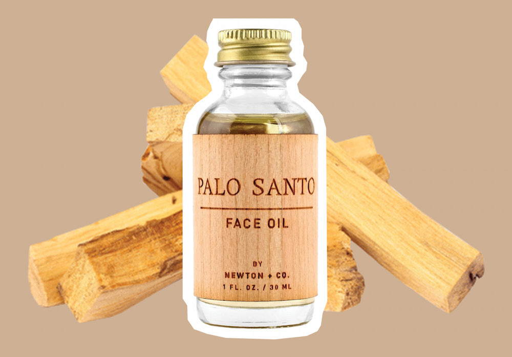 "Palo santo-infused beauty products are here to help you channel the healing energy of the ""holy wood"""