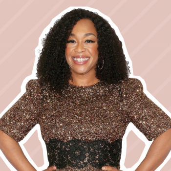 Shonda Rhimes talks to us about about her Dove #RealBeauty campaign