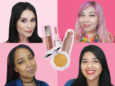 The HG Team tried Rihanna's Fenty Beauty, and here are the best makeup looks we came up with