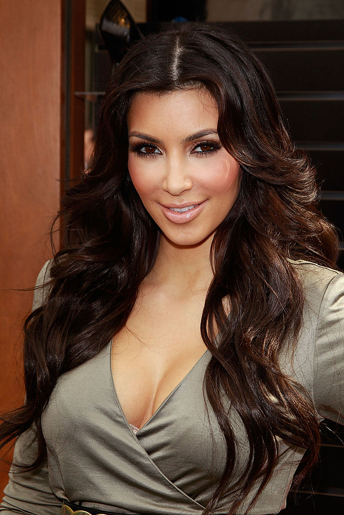 33 Times Kim Kardashian S Hair Has Changed Over The Last