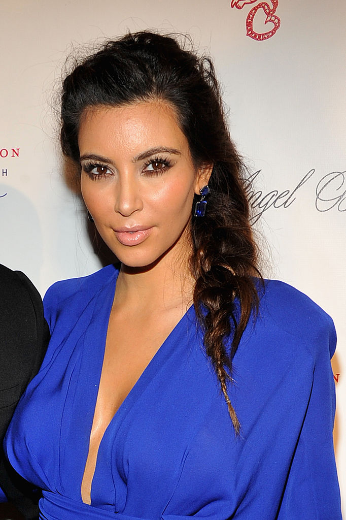 33 Times Kim Kardashians Hair Has Changed Over The Last Ten Years