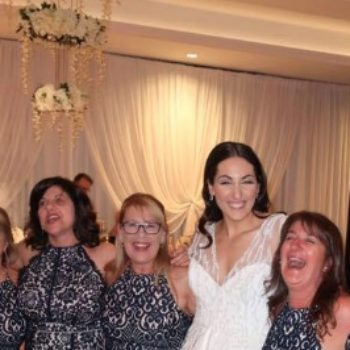 Six women unintentionally wore the same dress to a wedding, and that has to be some kind of record