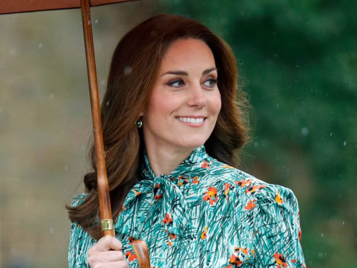 The unexpected security measure used by William and Kate