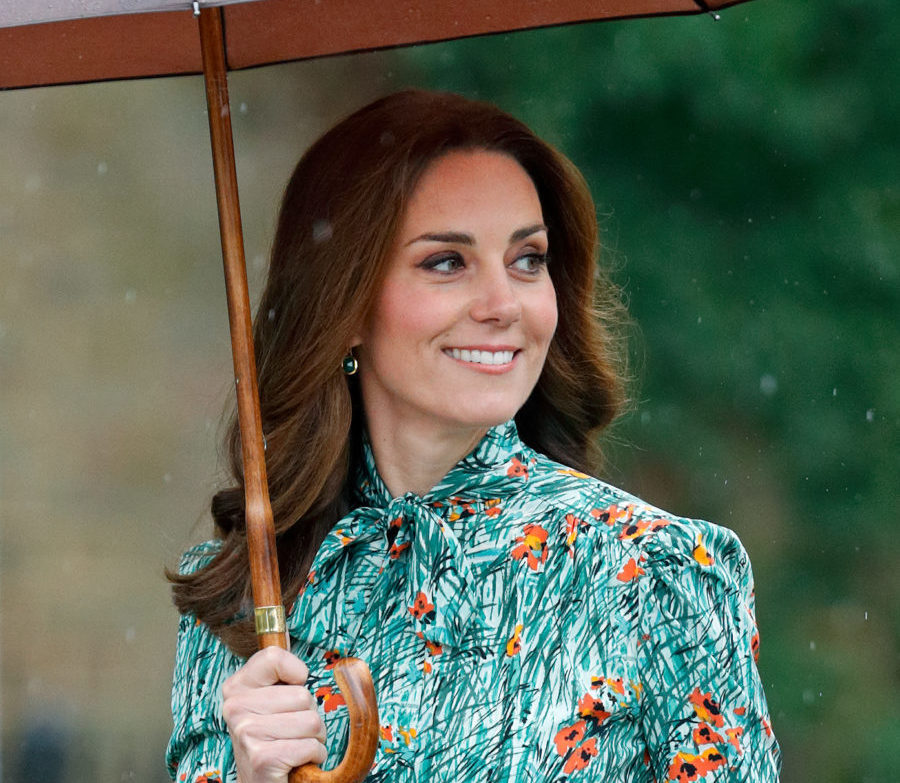 Kate Middleton is allegedly able to wear heels all day because of this hack