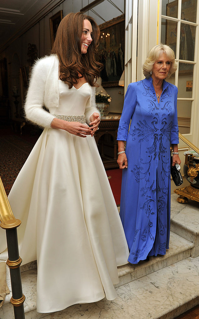 Kate Middleton had a second wedding dress that no one talks about ...