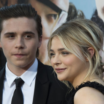 Chloë Grace Moretz and Brooklyn Beckham just said they loved each other in an Insta exchange