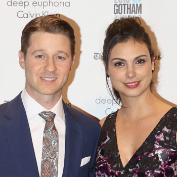 Ben McKenzie revealed why he and Morena Baccarin got married on her birthday