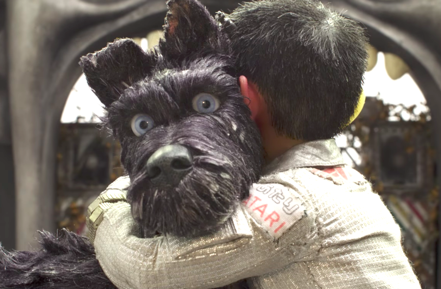 The trailer for Wes Anderson's latest film is full of very good dogs, and I'm already crying