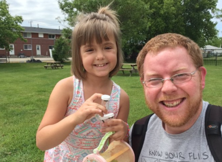 An 8-year-old girl who likes bugs showed her bullies what's up — by getting published in a scientific journal