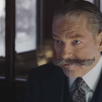 "The latest ""Murder on the Orient Express"" trailer is here, and this is going to be the best movie about death and mustaches"
