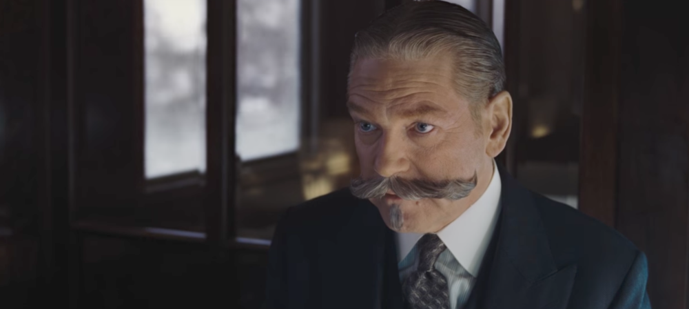 """The latest """"Murder on the Orient Express"""" trailer is here, and this is going to be the best movie about death and mustaches"""