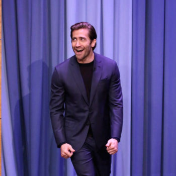 Apparently, this is how you become Jake Gyllenhaal's best friend