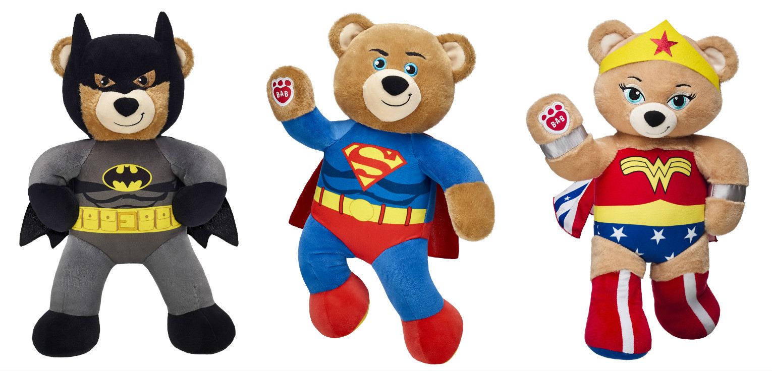 Build-A-Bear Workshop  sc 1 st  HelloGiggles & The best way to celebrate Batman Day is with Build-A-Bearu0027s new ...
