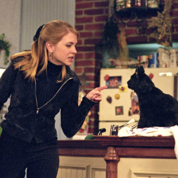 "Melissa Joan Hart just addressed whether she'll appear on the new ""Sabrina"" show"