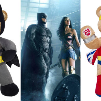 The best way to celebrate Batman Day is with Build-A-Bear's new cuddly DC Comics collection