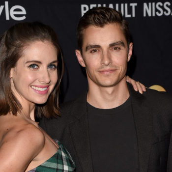 "Dave Franco revealed how he knew Alison Brie was ""the only option"" for marriage"