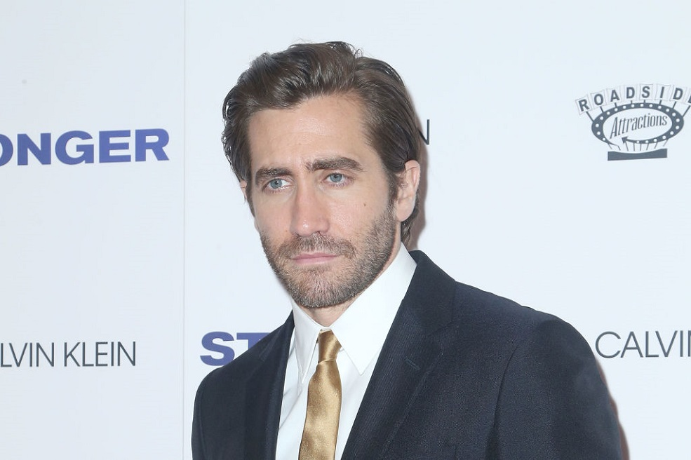 Jake Gyllenhaal was shown a Twitter account that makes fun of his entire life