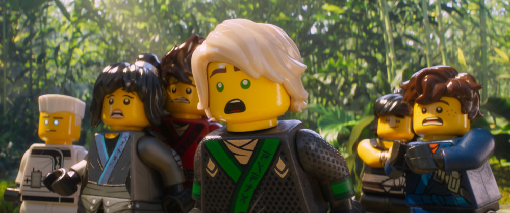 "The ""Lego"" movies are pretty much turning into a cinematic universe"
