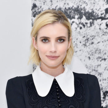 Emma Roberts just debuted the shortest hairstyle we've ever seen on her