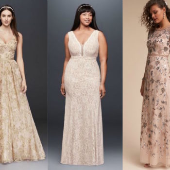 Wedding dresses under $500 for the autumn bride