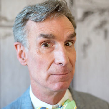 Bill Nye walked on these girls twerking in an elevator, and the Snapchat video is hilariously awkward