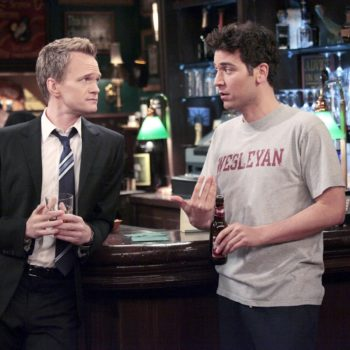 """This legendary """"How I Met Your Mother"""" fan theory just resurfaced, and we're still not sure what to think"""