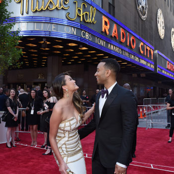 Chrissy Teigen says this is why she'll never divorce John Legend, and LOL