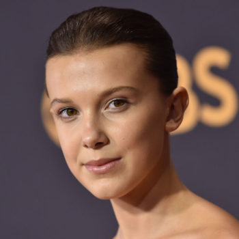 Millie Bobby Brown channeled her inner Brooke Shields and recreated this iconic Calvin Klein commercial from 1980