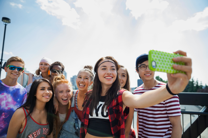 Teens got super real about how Snapchat affects their confidence, and the FOMO is real