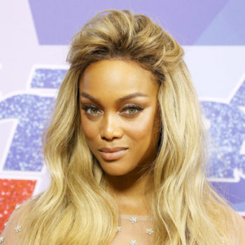 Tyra Banks just topped this important TV list, so she has a reason to smize
