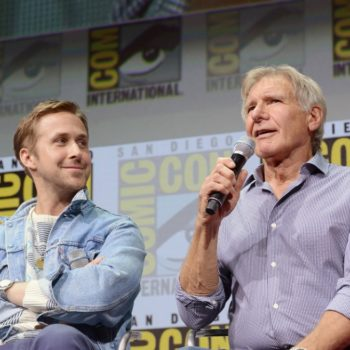 Harrison Ford revealed his favorite Ryan Gosling movies