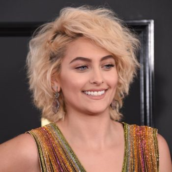 Prince and Paris Jackson just rocked matching ensembles at a family wedding