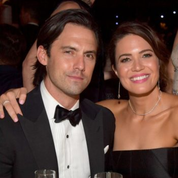 Milo Ventimiglia said he wished Mandy Moore's fiancé had asked him for her hand in marriage