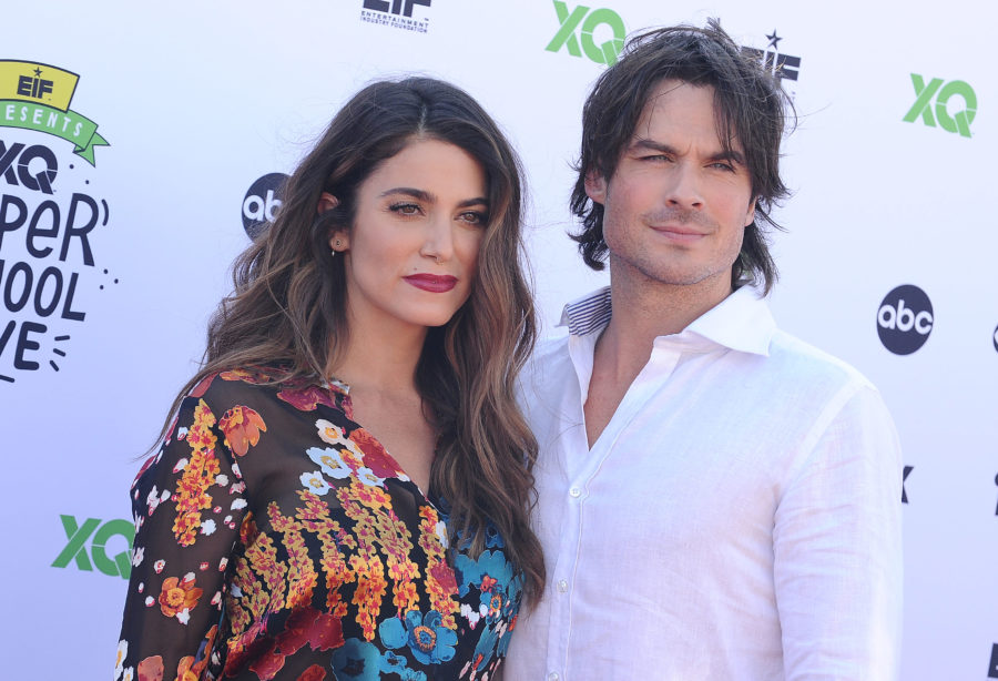 Nikki Reed and Ian Somerhalder responded to the backlash over their recent birth control comments