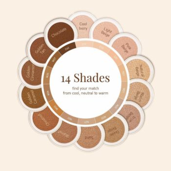 YAS: This Korean beauty brand just launched the largest cushion foundation shade range